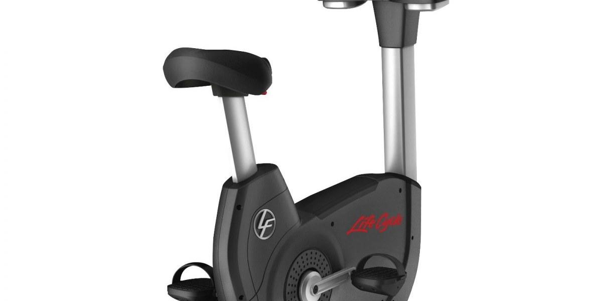 Motionscykel Life Fitness 95C Inspire från SEB.