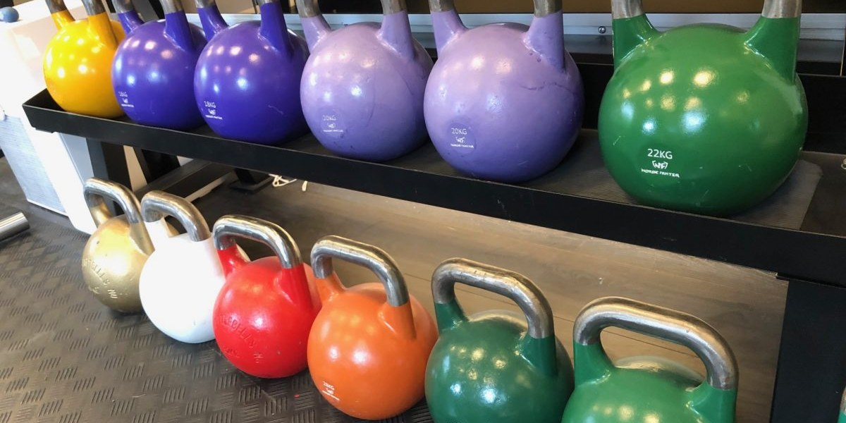 Competition Kettlebell 22kg GymKonsulten NF Green