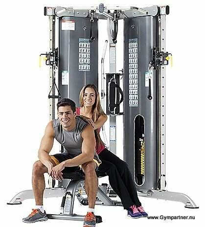 Lawab Bygg & Entreprenad AB köpte 4st kompletta gym