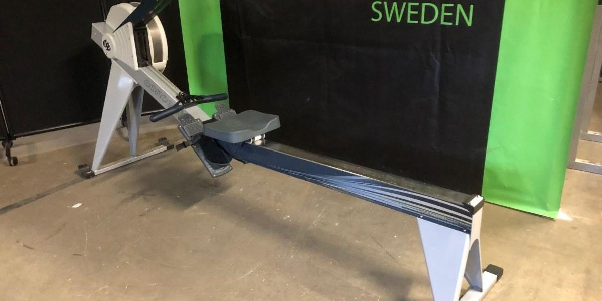 Sveriges största lagerbutik och grossist av begagnad gymutrustning